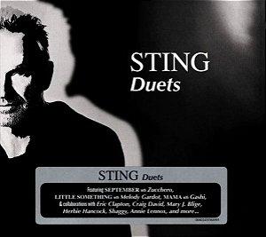 CD - Sting – Duets (DigiPack - Lacrado)