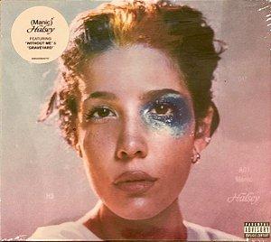 CD – Halsey – Manic (Novo Lacrado) - Digipack
