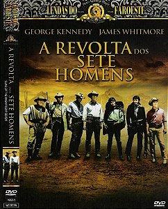 DVD  - A Revolta dos Sete Homens