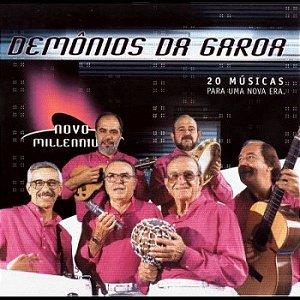 CD - Os Demônios Da Garoa (Coleção Novo Millennium) (Novo - Lacrado)