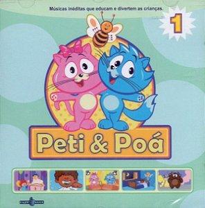 CD - Peti & Poá – Peti & Poá 1