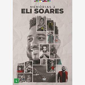 DVD - ELI SOARES - MEMÓRIAS 2 - AO VIVO EM BELO HORIZONTE (LACRADO)