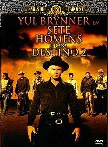 DVD - Sete Homens e um Destino Vol.2