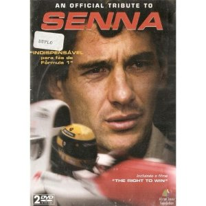 DVD - An Official Tribute To Senna (Duplo)