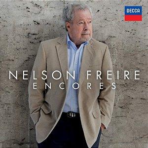 CD - Nelson Freire - Encores (Novo - Lacrado)
