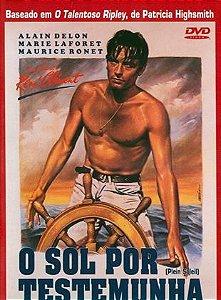 DVD - O Sol Por Testemunha