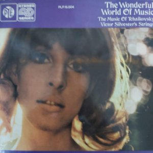 LP - Victor Silvester and His Silver Strings - Wonderful World Of Music - Music Of Tchaikovsky