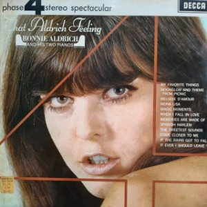 LP - Ronnie Aldrich And His Two Pianos – That Aldrich Feeling (Importado US)