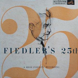 LP - Arthur Fiedler - The Boston Pops Orchestra – Fiedler's 25th