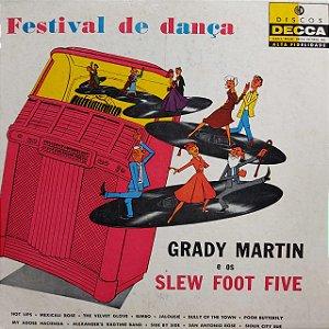 LP - Grady Martins - Festival de Dança