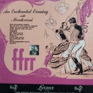 LP - Mantovani And His Orchestra – An Enchanted Evening With Mantovani (Importado UK)