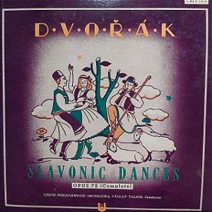 LP - Dvořák - Slavonic Dances (Importado US)