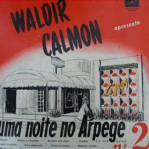 LP - Waldir Calmon E Seu Conjunto – Uma Noite No Arpège 2