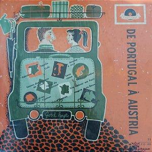 LP - De Portugal À Austria (Vários Artistas)