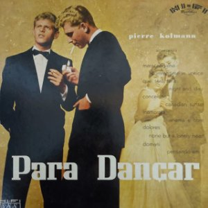 LP - Pierre Kolmann E Seu Conjunto – Para Dançar