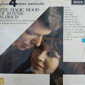 LP - Ronnie Aldrich - The Magic Mood of Ronnie Aldrich (Importado UK)