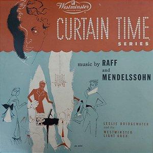 LP - Leslie Bridgewater - Music by Raff And Mendelssohn (Importado US)