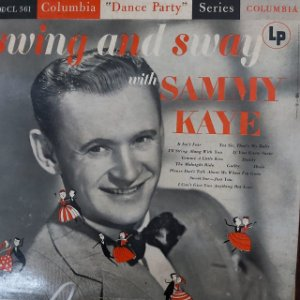 LP - Swing And Sway With Sammy Kaye (Importado US)
