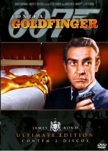 DVD - 007 Contra Goldfinger