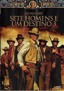 DVD - Sete Homens e um Destino Vol.3