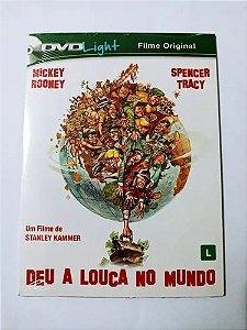 DVD - Deu a Louca no Mundo