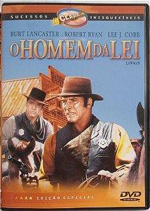 DVD - O Homem da Lei