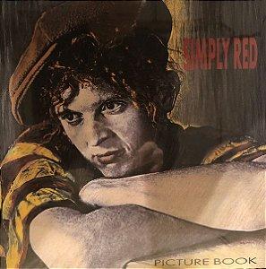 LP - Simply Red – Picture Book (Novo - Lacrado) (Importado Germany)