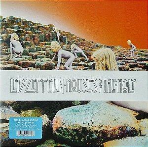 LP - Led Zeppelin – Houses Of The Holy (Novo - Lacrado) (Importado)