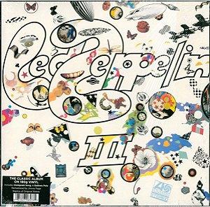 LP - Led Zeppelin – Led Zeppelin III (Novo - Lacrado) (Importado(USA)) (Remastered  by Jimmy Page)
