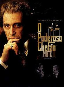 DVD - O Poderoso Chefão - Parte III