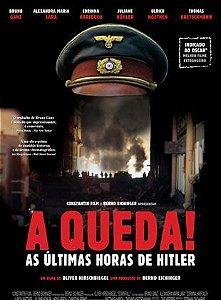 DVD - A Queda - As Últimas Horas de Hitler