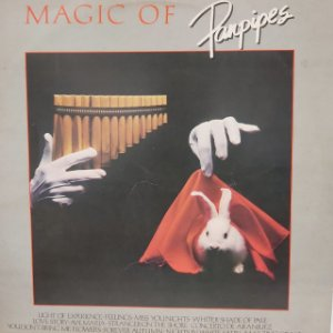 LP - Magic of Panpipes (Vários Artistas)