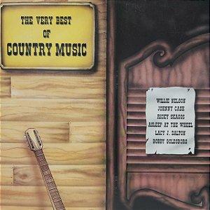 LP - The Very Best Of Country Music (Vários Artistas)