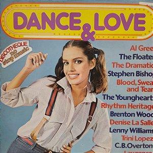 LP - Dance & Love (Vários Artistas)