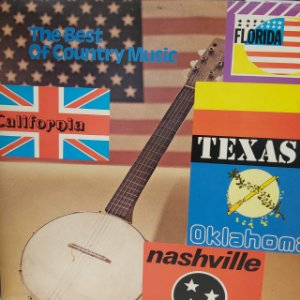LP - The Best of Country Music (Vários Artistas)