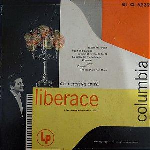 "LP - Liberace – An Evening With Liberace (Importado US) (10"")"