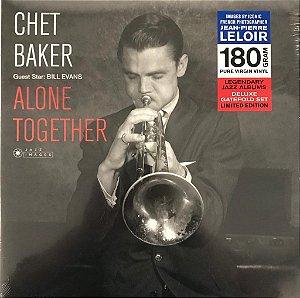 LP - Chet Baker – Alone Together - Novo (Lacrado) - Importado