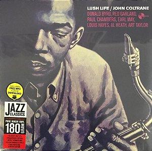 LP - John Coltrane – Lush Life - Novo (Lacrado) (Importado)