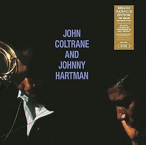 LP - John Coltrane And Johnny Hartman - Novo (Lacrado) (Importado)