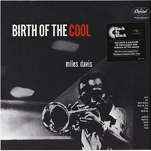 LP - Miles Davis – Birth Of The Cool - Novo (Lacrado) (Importado)