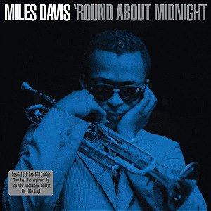 LP - Miles Davis / The New Miles Davis Quintet – 'Round About Midnight - Novo (Lacrado) (Importado) DUPLO
