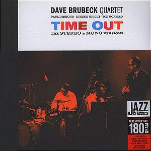 LP - The Dave Brubeck Quartet – Time Out - Novo (Lacrado) (Importado)