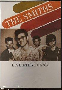 DVD - The Smiths – Live In England - Novo (Lacrado)