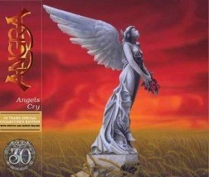 CD - ANGRA - ANGELS CRY - 30 YEARS - Novo (Lacrado)