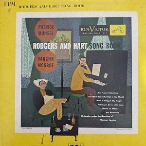 "LP - Rogers and Hart - Song Book (Importado US) (10"")"