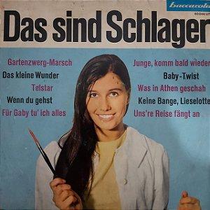 """LP - Das Sind Schlager (Importado Alemanha) (10"""")"""