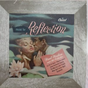 """LP - Paul Weston And His Orchestra – Music For Reflection (Importado Spain) (10"""")"""