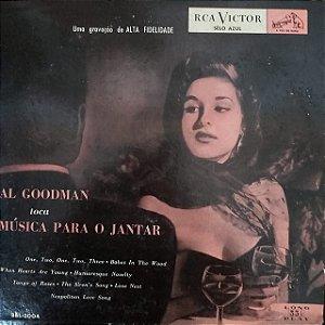 """LP - Al Goodman - Al Goodman Toca Música Para o Jantar (10"""")"""