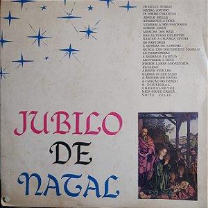 LP - Jubilo de Natal (Vários Artistas)