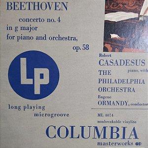 LP - Beethoven - Concerto No.4